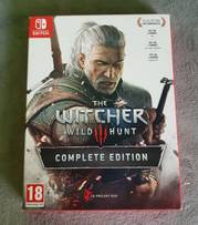 The Witcher 3 Complete Edition - Cho Máy Nintendo Switch