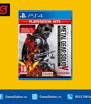 Đĩa Game PS4: met  097 l Gear Solid 5 The Definitive