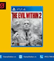 Đĩa Game PS4: The Evil Within 2 - hệ US