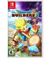 Đĩa Game Dragon Quest Builders 2 - Cho Máy Nintendo Switch