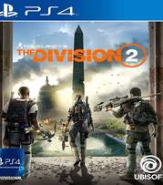 Đĩa Game PS4: Tomclancy s The Division 2 - hệ US