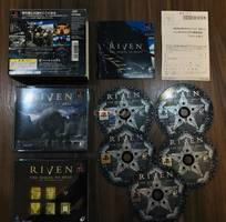Fullbox Riven : The Sequel To Myst cho anh em