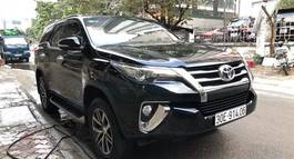 TOYOTA FORTUNER 2.7V 4X4 AT 2017