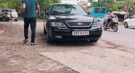 BÁN XE FORD MONDEO