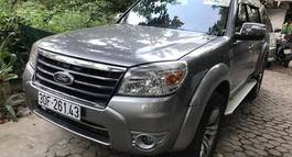 BÁN XE FORD EVEREST