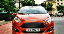 BÁN XE 2014 FORD FIESTA 1.0 ECOBOOST AT