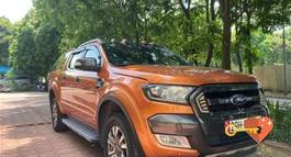 FORD WITRACK 2017 CAO CẤP - 755 TRĐ