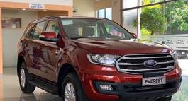 FORD EVEREST 4X2 AT 2019,MỚI 100. GIẢM SỐC,  PK