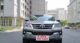 TOYOTA FORTUNER 2.4AT 2018