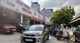 KIA MORNING EX MT 1.25  2019
