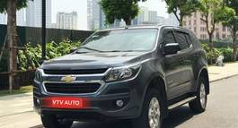 CHEVROLET TRAILBLAZER 2018 MÁY DẦU AT