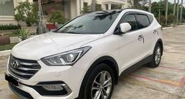 HYUNDAI SANTA FE 2018 2.4 AT, 4WD