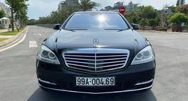 BÁN MERCEDES BENZ S350 MODEL 2010