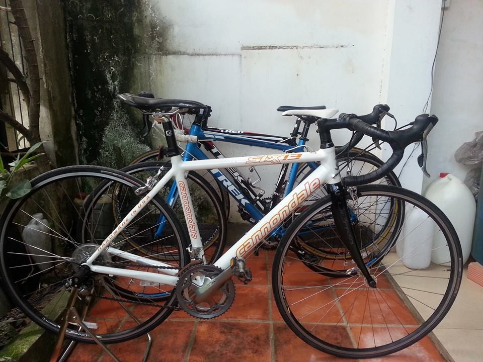 Xe road Cannondale made in USA