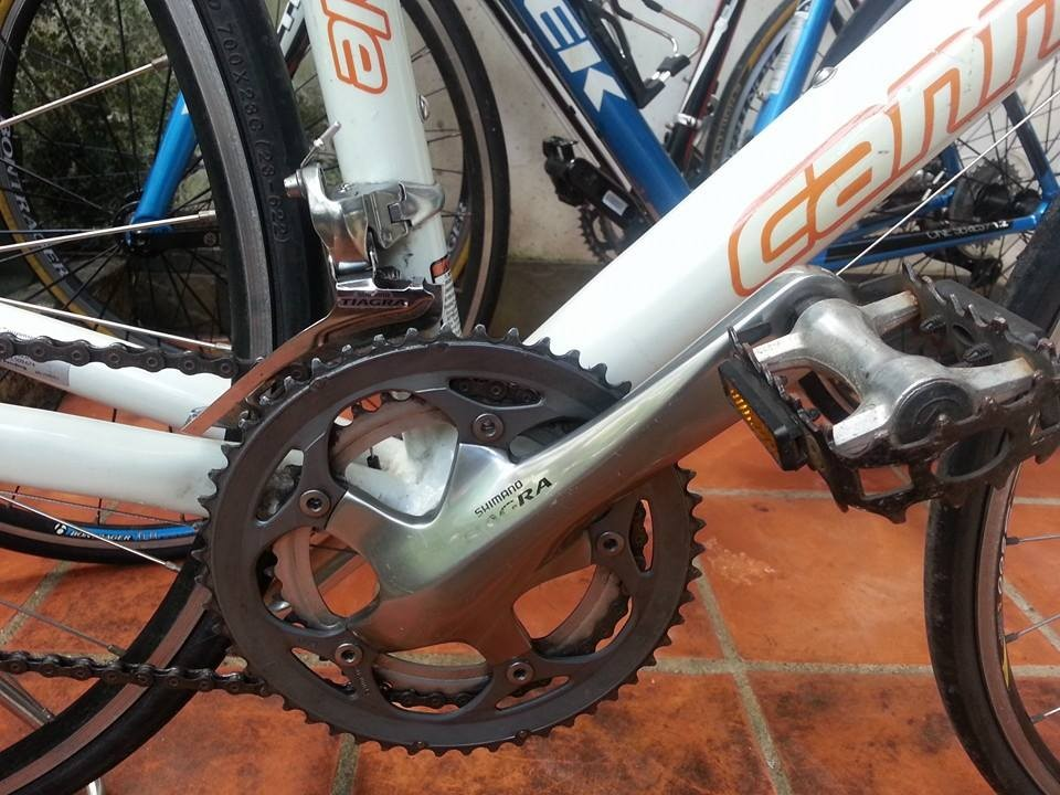 1 Xe road Cannondale made in USA