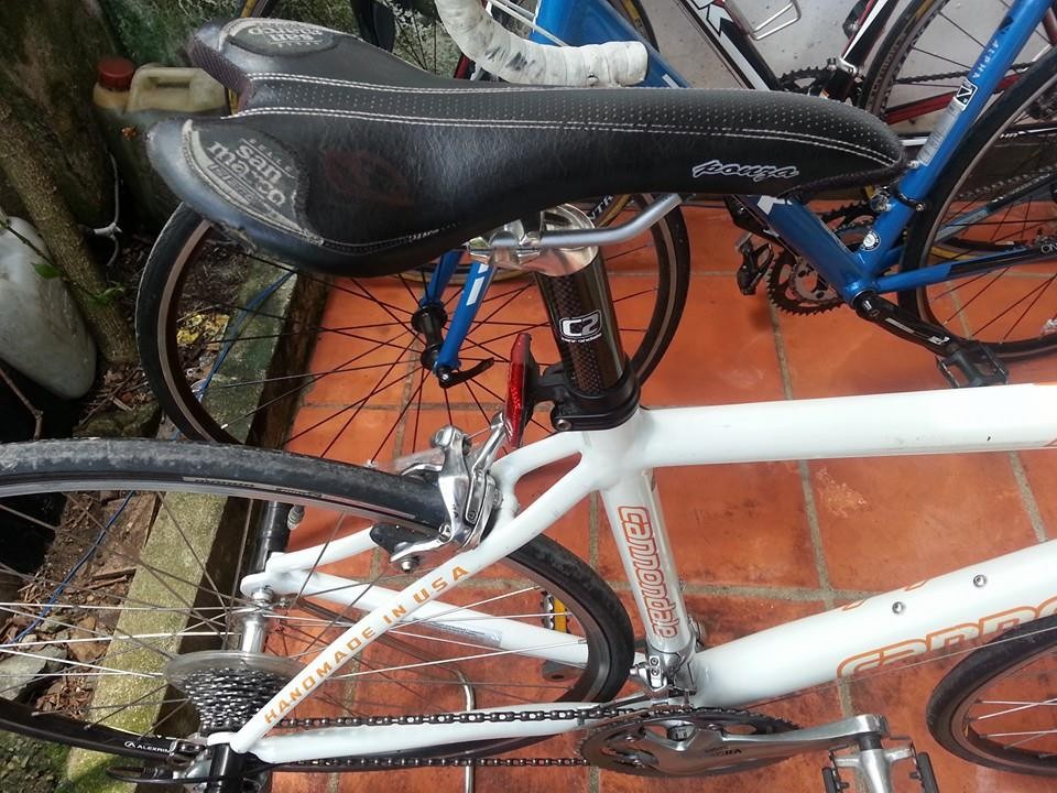 2 Xe road Cannondale made in USA