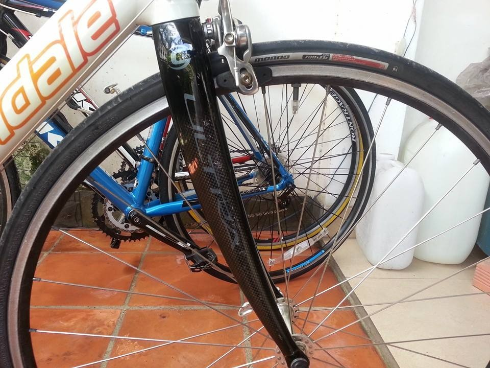 5 Xe road Cannondale made in USA