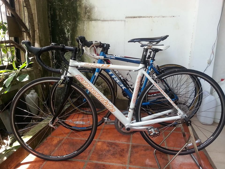 7 Xe road Cannondale made in USA
