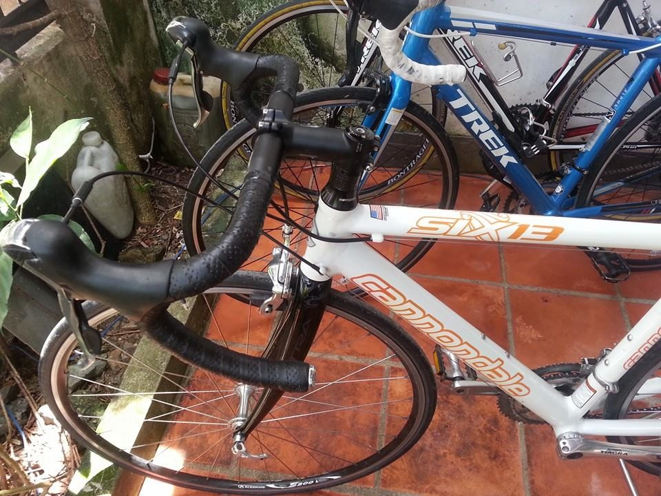 9 Xe road Cannondale made in USA